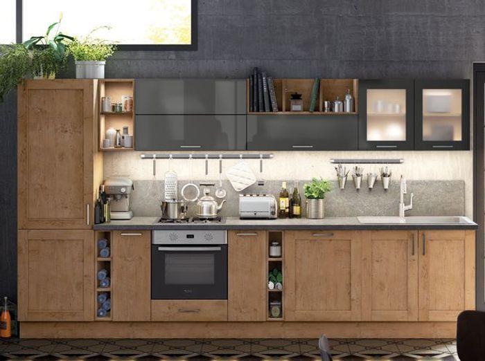 Tv encastrable cuisine perfect good charmant meuble for Ikea emplacements dans ohio