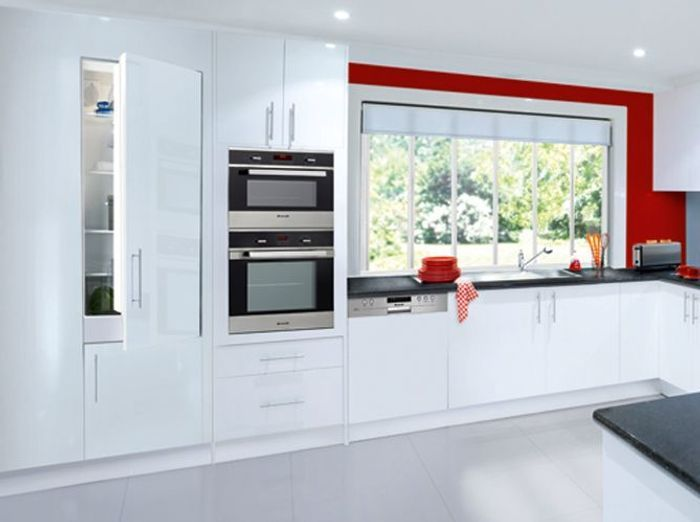 Frigo cuisine encastrable id es de for Installer un frigo encastrable