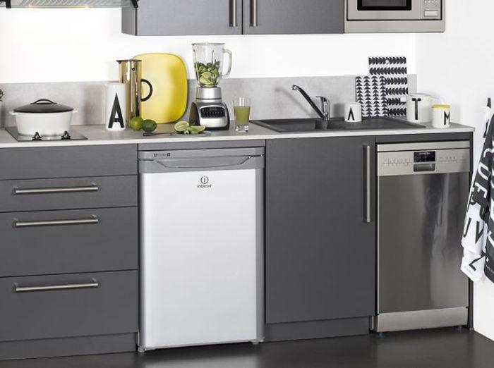 Un réfrigérateur qui s'adapte à l'espace
