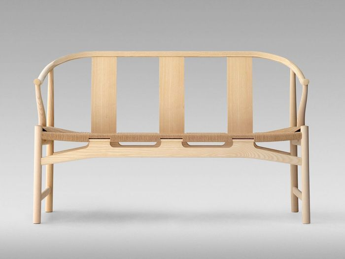 Banc Chinese Bench Terre Design