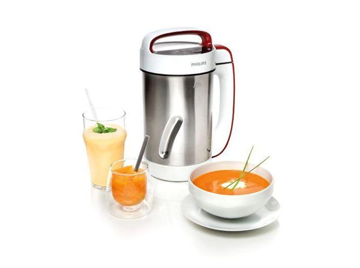 Mange ta soupe elle d coration - Robot a soupe philips ...