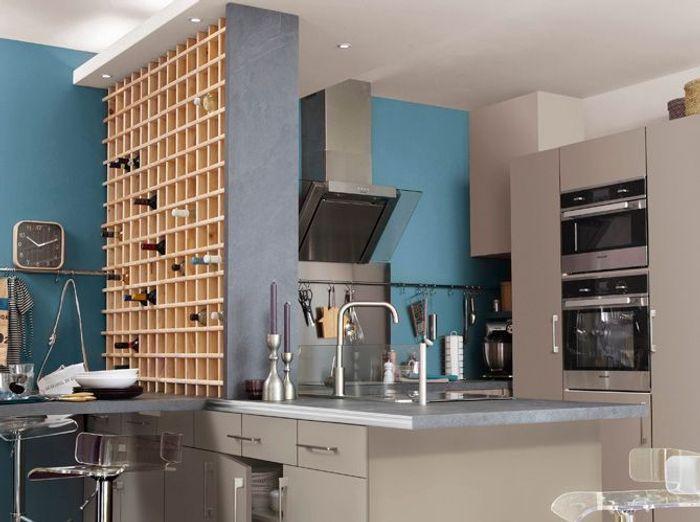 rangement bouteilles 12 solutions pour ranger ses. Black Bedroom Furniture Sets. Home Design Ideas