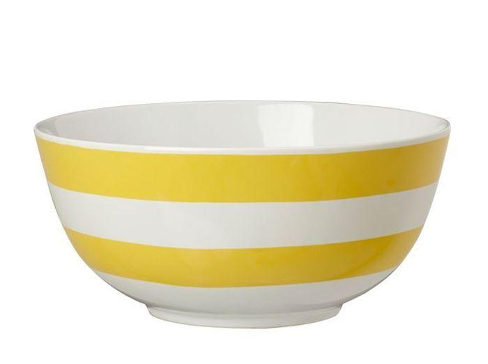 elegant saladier raye jaune ikea with saladier maison du monde. Black Bedroom Furniture Sets. Home Design Ideas
