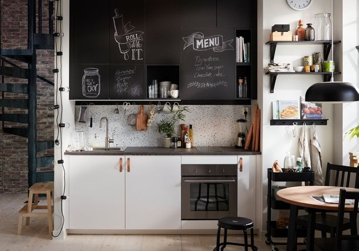 Revetement Mural Ikea With Best Cuisines Amnagement Dco