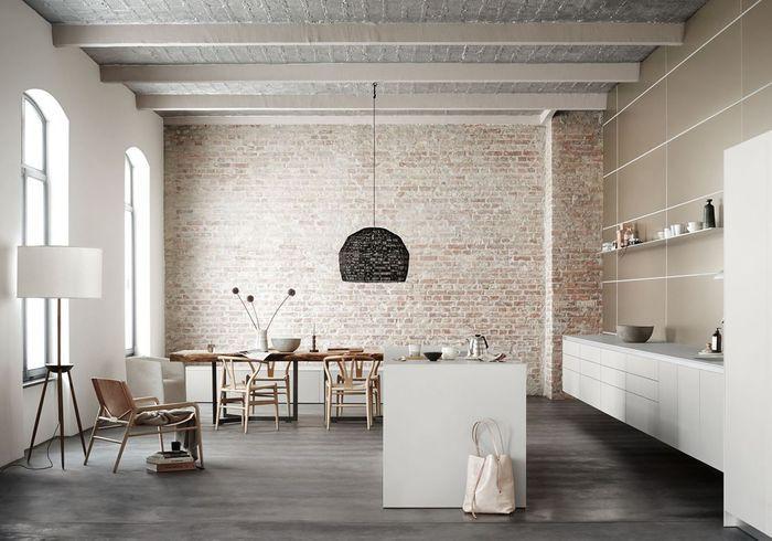 Une cuisine design de rêve