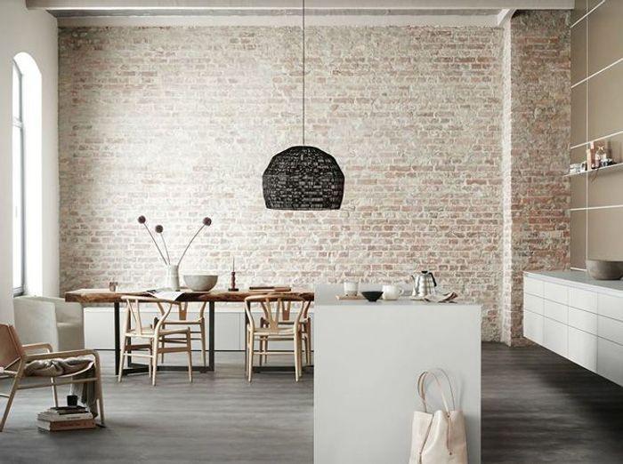 Une cuisine design épurée