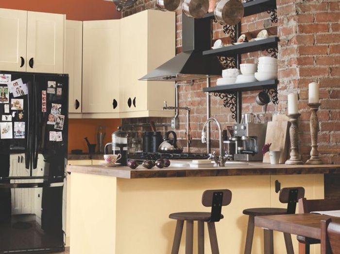 Peinture pour la cuisine mode d 39 emploi elle d coration for Organiser ses placards de cuisine