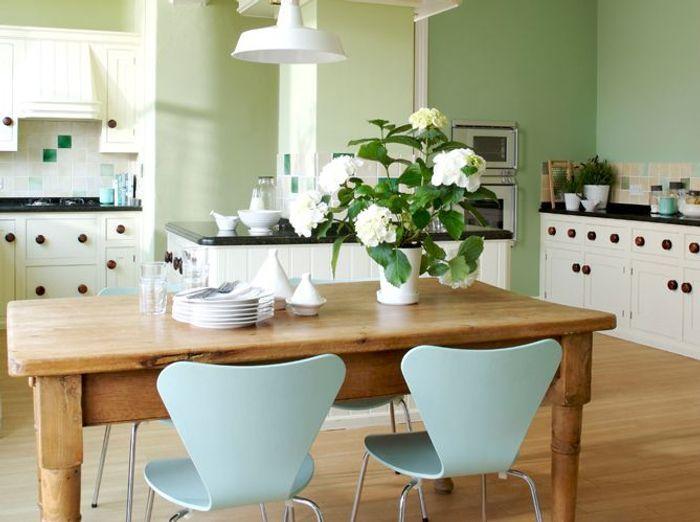 Cuisine 12 astuces pour relooker facilement vos placards - Changer les portes de cuisine ...