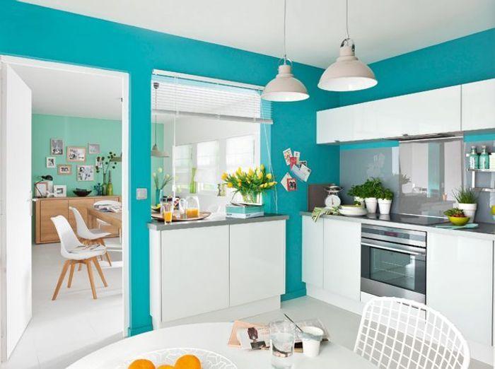 Cuisine ouverte d couvrez toutes nos inspirations elle - Ouverture mur cuisine salon ...