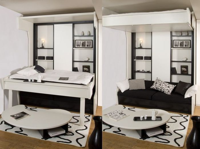 10 studios pour s inspirer elle d coration. Black Bedroom Furniture Sets. Home Design Ideas