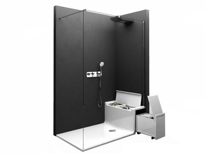 solution rangement petit appartement top duun studio de m bien pens with solution rangement. Black Bedroom Furniture Sets. Home Design Ideas
