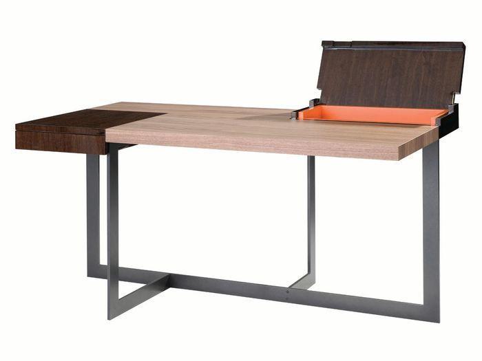 bureaux slim elle d coration. Black Bedroom Furniture Sets. Home Design Ideas