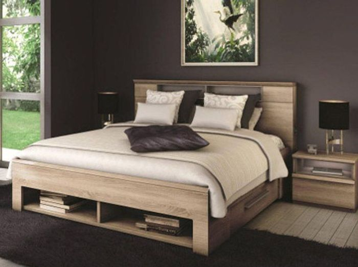 les rangements pratiques deviennent invisibles elle d coration. Black Bedroom Furniture Sets. Home Design Ideas