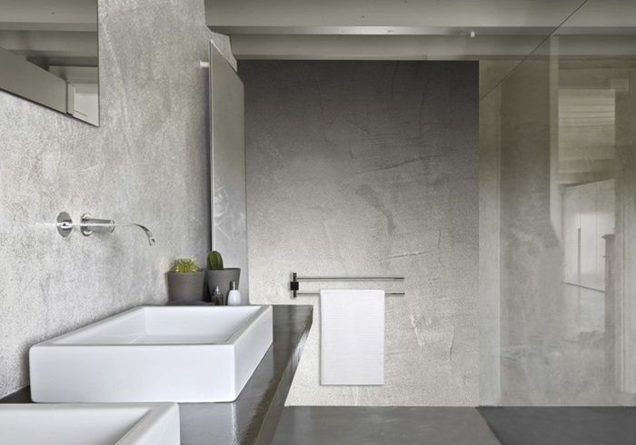 15 salles de bains grises pour trouver la v tre elle for Ou acheter salle de bain