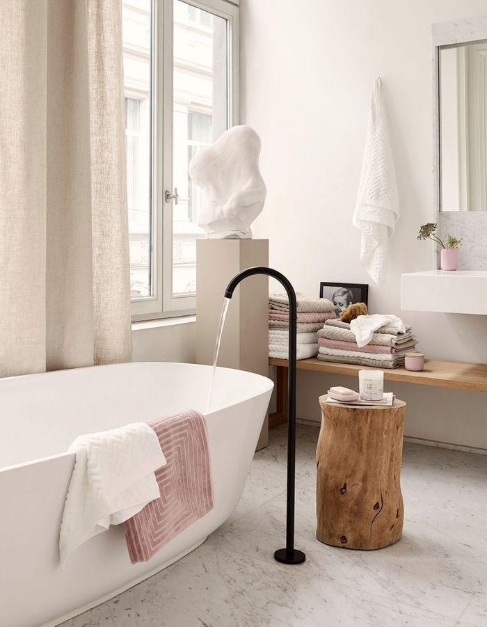 Une salle de bains design comme on aime