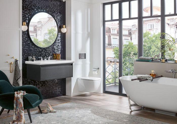 Une salle de bains design tendance