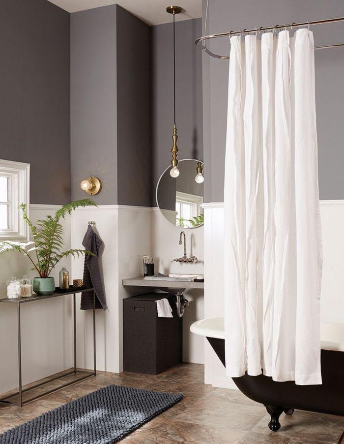 30 id es pour d corer votre salle de bains sans la r nover for Idees salle de bains