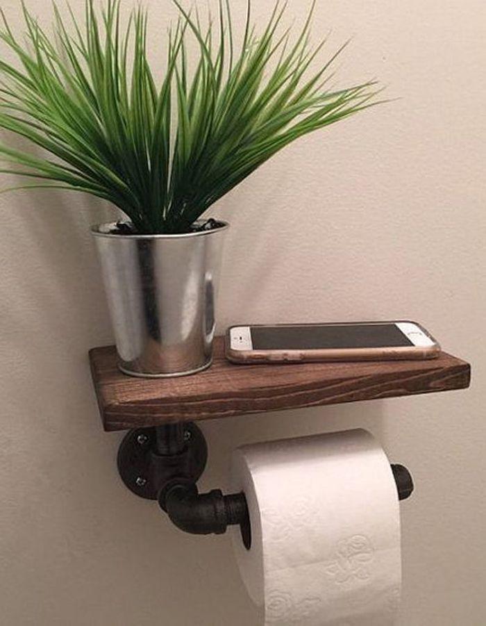 Décorer ses toilettes avec des accessoires sympas