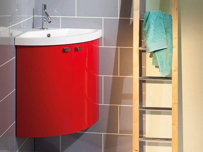 40 meubles pour une petite salle de bains elle d coration for Convecteur pour salle de bain