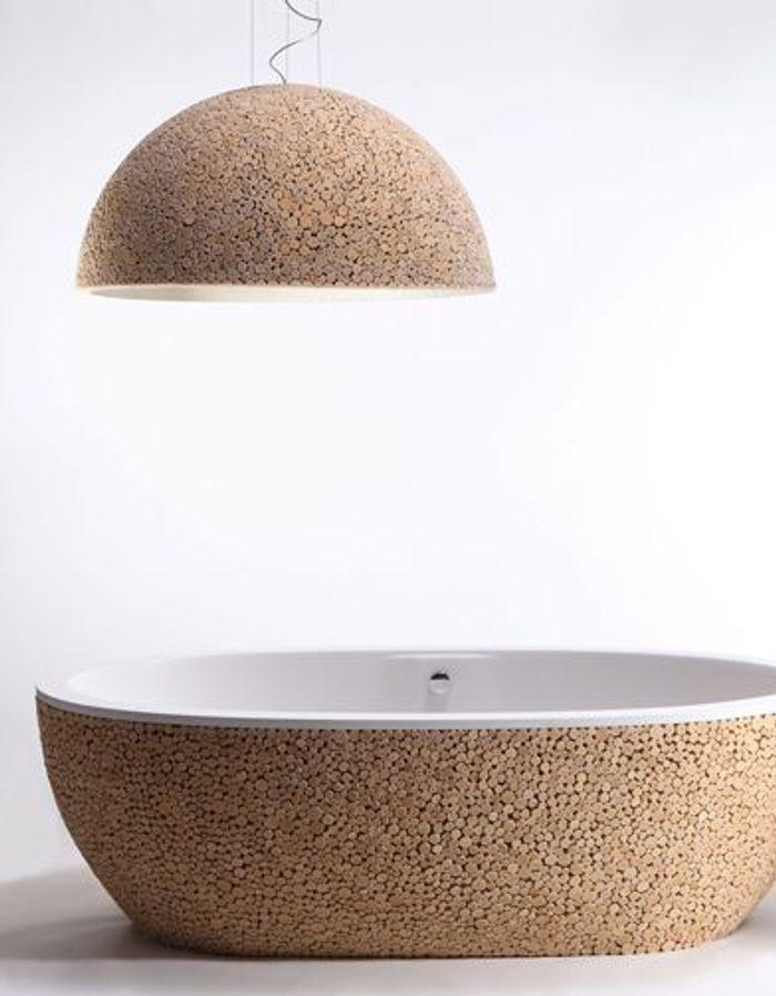 Mat riaux surr alistes mobilier high tech meubles noirs for Materiaux pour salle de bain