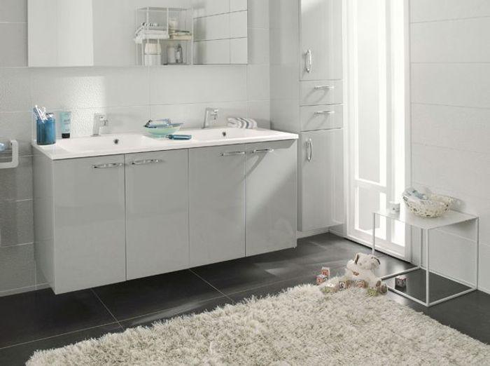 Les accessoires font la d co dans la salle de bains - Accessoire deco salle de bain ...