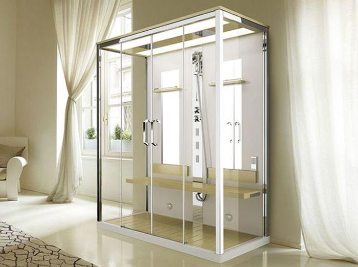 douche balneo elle d coration. Black Bedroom Furniture Sets. Home Design Ideas