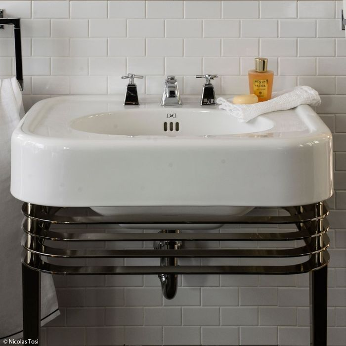 lavabo salle de bain retro stunning lavabo double vasque retro photos design trends awesome. Black Bedroom Furniture Sets. Home Design Ideas