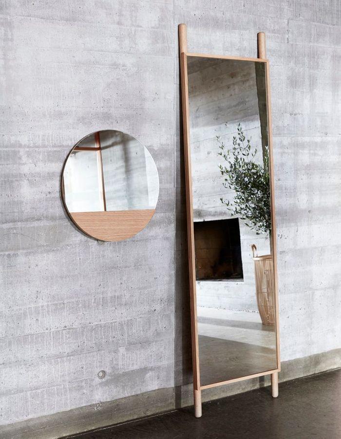 Voici les plus jolis miroirs de salle de bains elle Miroir de salon pas cher