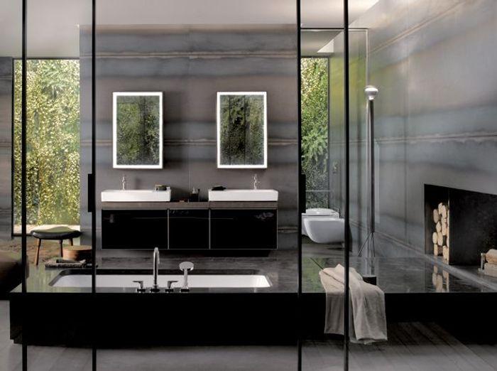 Des belles salles de bains pour r ver elle d coration - Belle salle de bain ...