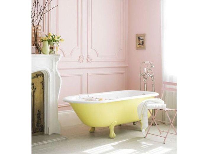 15 id es d co pour une jolie salle de bains elle d coration - Idees decoration salle de bain ...