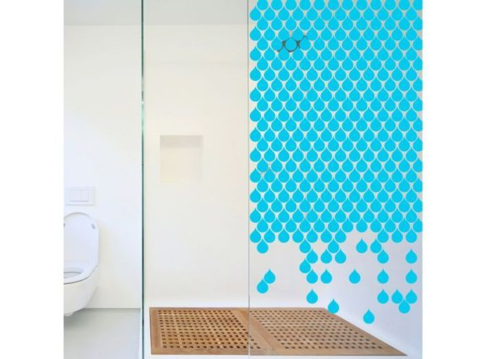 12 stickers pour relooker votre salle de bains elle for Stickers carreaux salle de bain