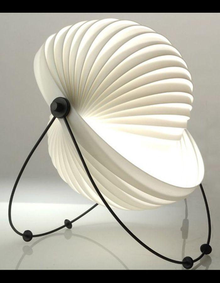 Lampe Eclipse Objekto