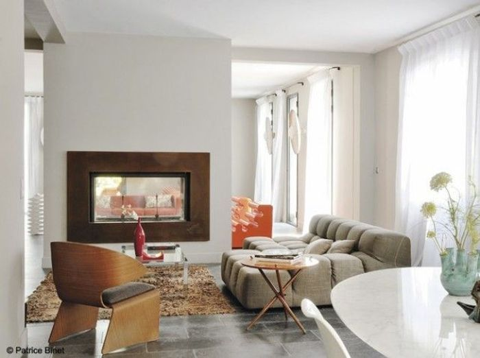 je veux un salon design elle d coration. Black Bedroom Furniture Sets. Home Design Ideas