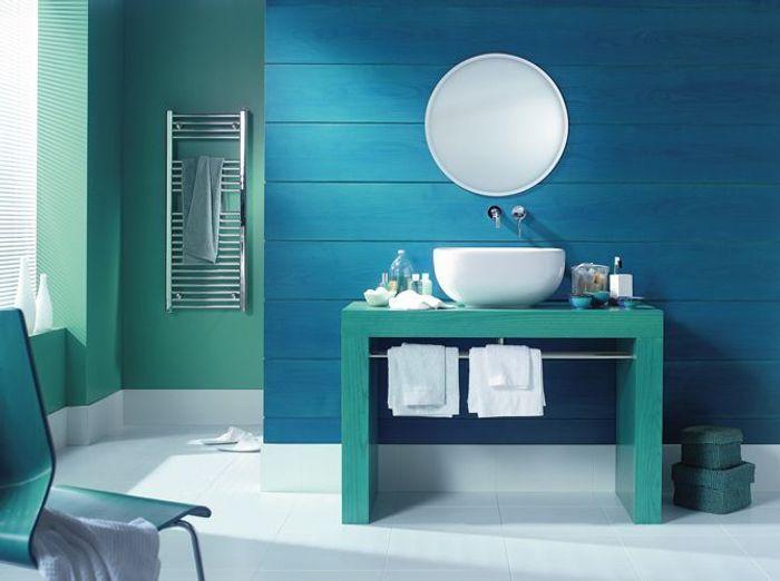 3 idées pour assumer la couleur dans la maison - Elle Décoration