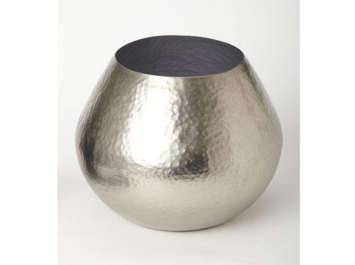 Deco orientale vase martelé
