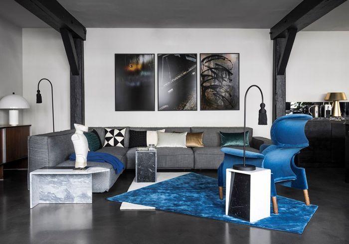 Best Idee Deco Salon Contemporary - Amazing House Design ...