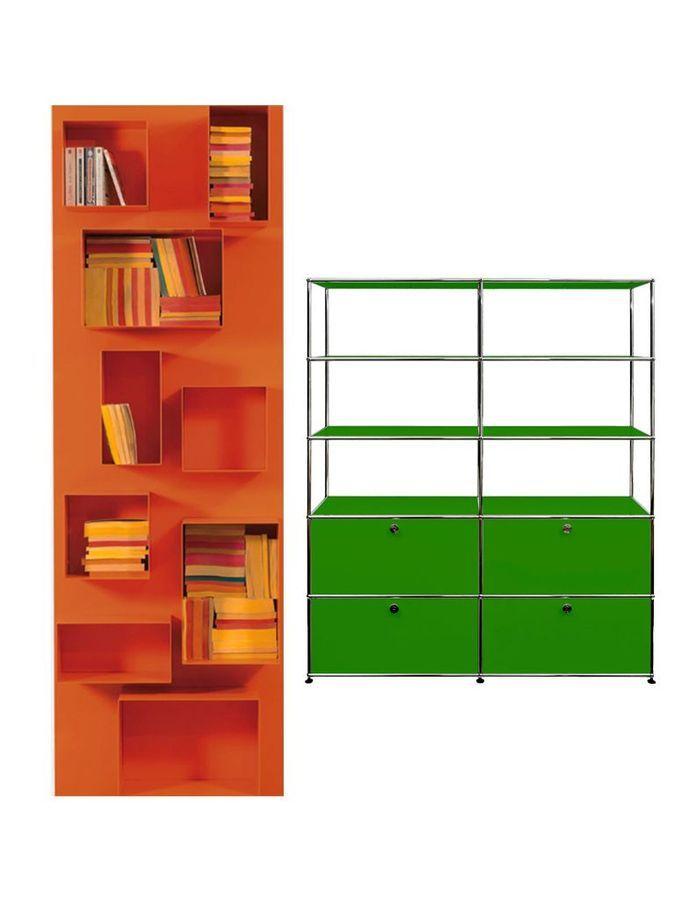 15 biblioth ques pour tout ranger elle d coration for Salon meubles et objets