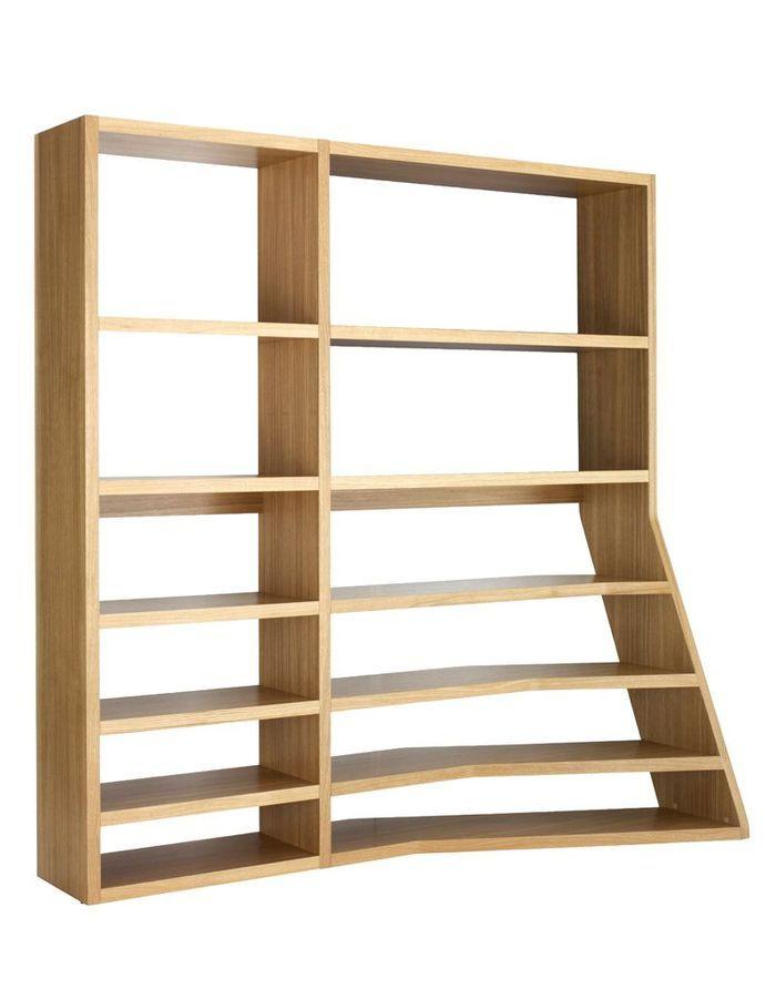 15 biblioth ques pour tout ranger elle d coration. Black Bedroom Furniture Sets. Home Design Ideas