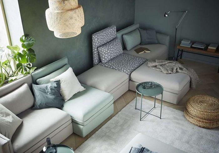 65 idées déco pour accompagner un canapé gris - Elle Décoration