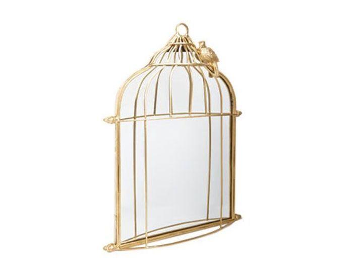Nos 25 miroirs pr f r s elle d coration for Miroir zara home