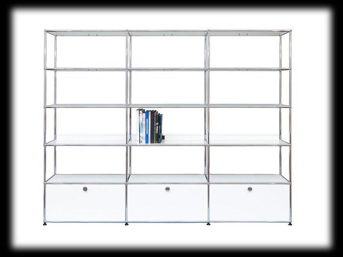 Biblioth ques 14 id es pour cloisonner l espace elle for Deco salon bibliotheque