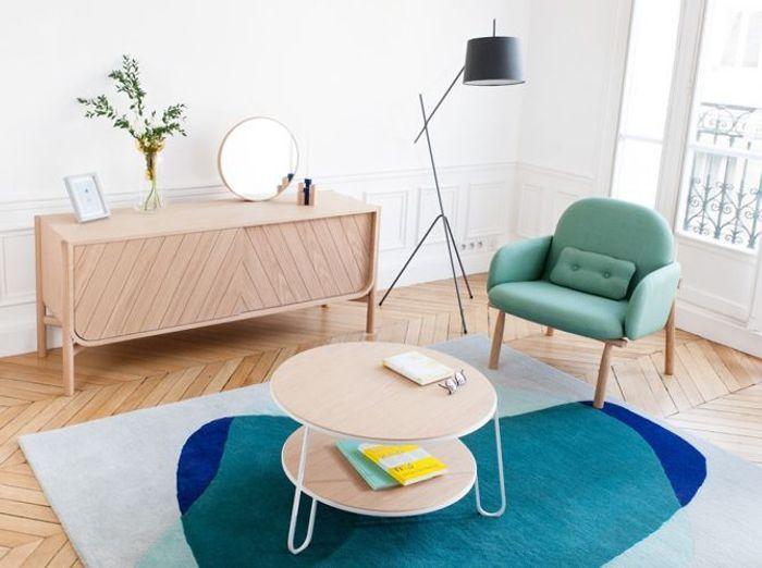 Le meuble tv fait sa star elle d coration - Deco buffet salon ...