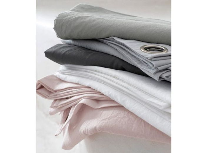 top rideaux coton ampm with ampm rideaux occultants. Black Bedroom Furniture Sets. Home Design Ideas