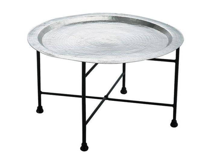 20 tables basses pas ch res elle d coration - Table basse avec pouf pas cher ...