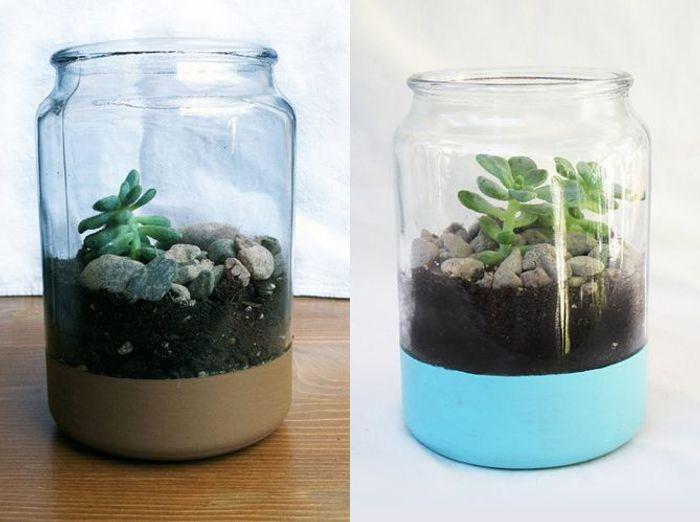 terrariums d couvrez ces mini serres ultra d co elle. Black Bedroom Furniture Sets. Home Design Ideas
