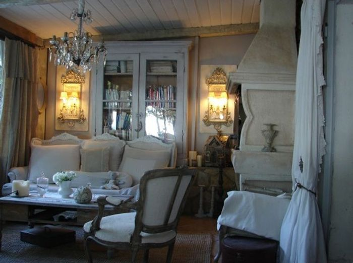 Le salon de Legrenierdalice