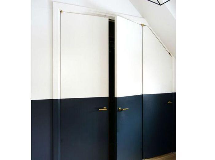 Portes personnalis es les jolies id es de pinterest - Peinture porte d entree ...