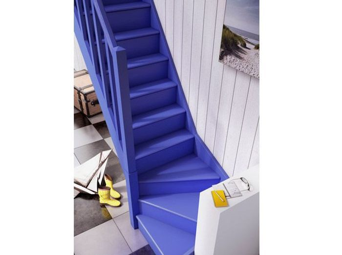 10 escaliers tr s d co elle d coration - Creation escalier interieur ...