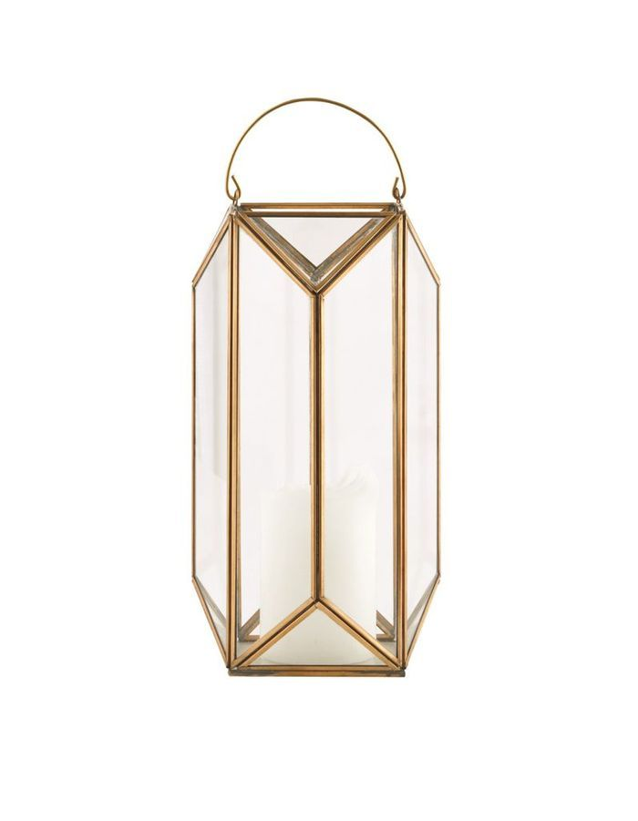 Une lanterne délicate pour une déco cocooning