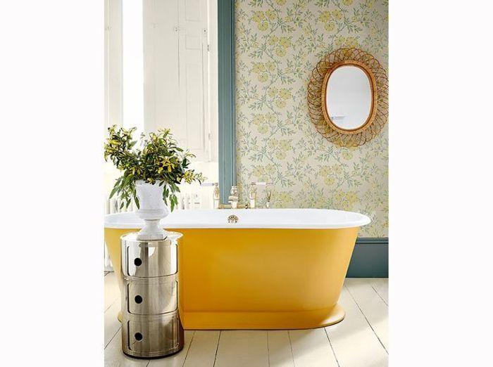 comment int grer des meubles de couleur dans son int rieur elle d coration. Black Bedroom Furniture Sets. Home Design Ideas
